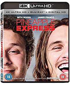 Pineapple Express [Blu-ray] [2008] [Region Free]