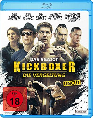 Vergeltung-blu-ray (Kickboxer - Die Vergeltung - Uncut [Blu-ray])