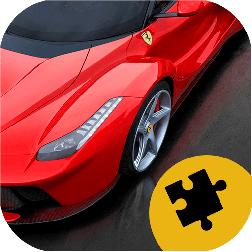 Cars Jigsaw Puzzle Game -