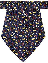 Tiekart men blue paisely silk cravat