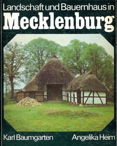 Landschaft und Bauernhaus in Mecklenburg (7068 310)
