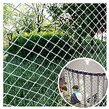XXN Rete A Prova di Goccia, Rete da Giardino Reticolato Rete da Arrampicata Rete da Pesca per Bambini Rete di Sicurezza Infrangibile Rete Anti-Rete, Taglia più Grande, Personalizzata