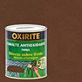 Xylazel oxirite - Esmalte metal forja 750ml acero