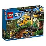 LEGO GMBH Lego City Dschungel Frachthubschrauber