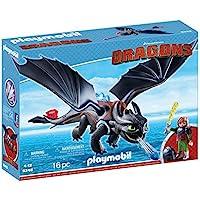 Playmobil  - 9246 - Dragons - Harold et Krokmou