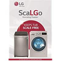 LG Descaler Powder for LG Washing Machines Top Load/Front Load 100gm-Pack of 5