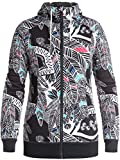 Roxy Snow Junior's Frost Printed Fleece Jacket