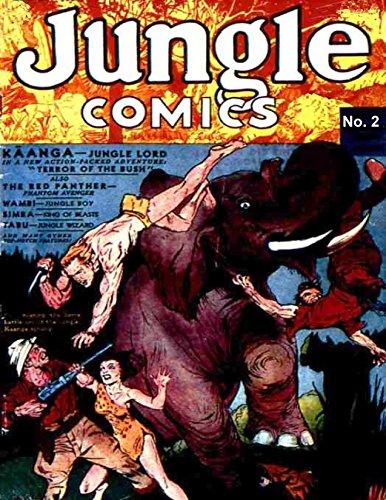 jungle-comics-no-2-english-edition