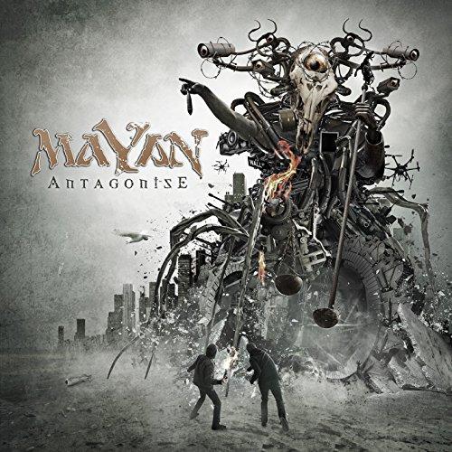 Mayan: Antagonise (Audio CD)