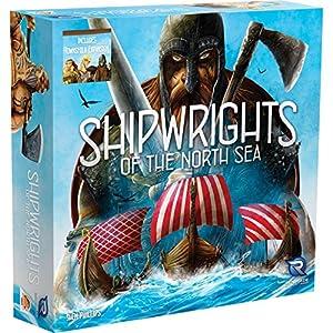 Renegade Game Studios rgs00587-Shipwrights of The North Sea