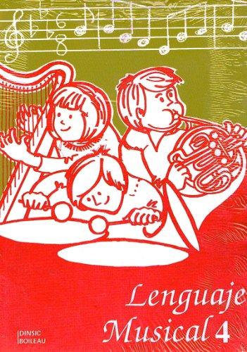 Descargar Libro Lenguaje musical 4 de Lluisa Alegre I Heitzmann