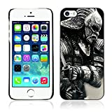 Best WARRIOR iPhone 5 Screen Protectors - Rubber Hard Protective Shell Case Cover for Apple Review