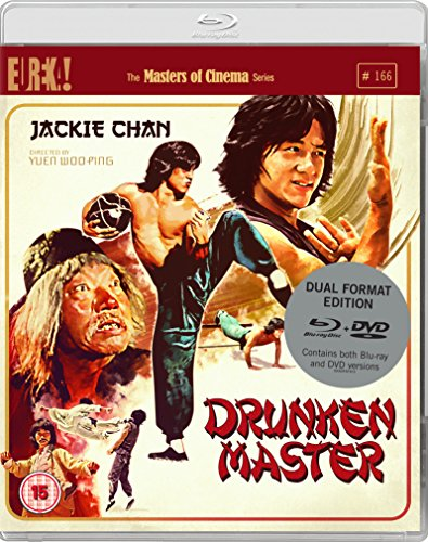 Drunken Master (1978) [Masters of Cinema] Dual Format (Blu-ray & DVD) edition [UK Import]