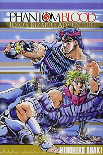 Phantom Blood - Jojo's Bizarre Adventure Saison 1 Nouvelle édition Tome 5