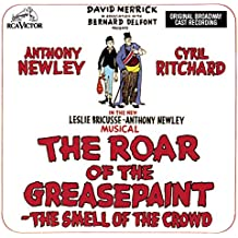 The Roar Of The Greasepaint: THE SMELL OF THE CROWD/Original Broadway Cast Recording