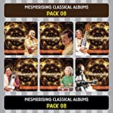 #8: Mesmerising Classical Albums Pack 8 ( Featuring Legendary Artists From Hindustani Classical Music, Set Of 6 Cds With 17 Tracks)