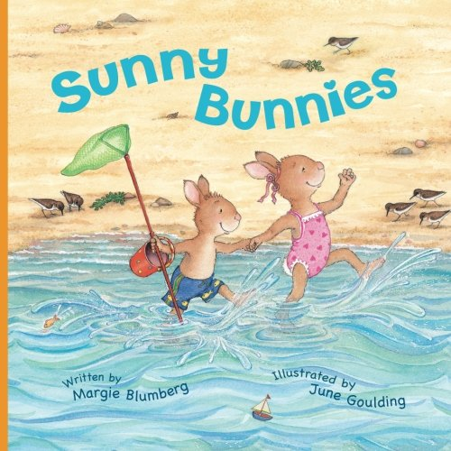 Sunny Bunnies (Carrot Cake Park Tales, Band 2)