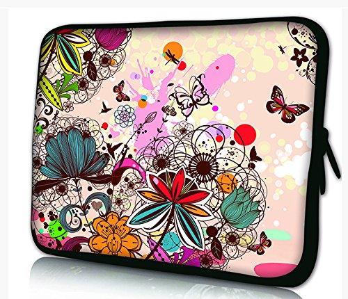 "Funky Planet 10\""Zoll Tablet Laptop Tasche Schutzhülle Bags/Cases"