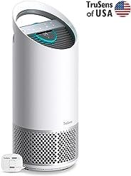 TruSens Z-2000 Air Purifier | Remote SensorPod | 360 HEPA Filtration with Dupont Filter | UV Light Sterilization Kills Bacte