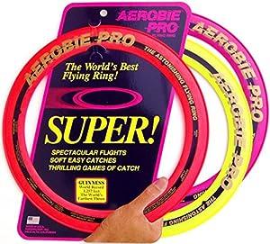 Aerobie 360000 - Pro Ring, Wurfspiel, Farblich sortiert