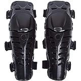 WILDKEN Adultos Rodilleras Moto Enduro Espinillera Motocross Protección de Rodilla Corporal Protector Rodilla Motocicleta Bic