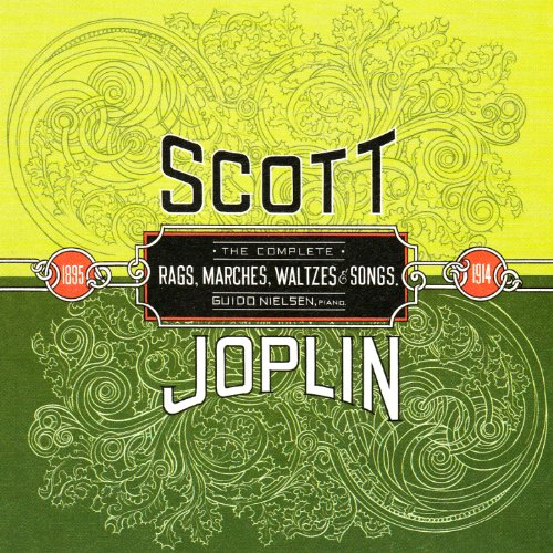 Scott Joplin: The Complete Rag...
