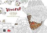 eBook Gratis da Scaricare Vincent Il tuo album di Van Gogh da colorare Ediz italiana e inglese (PDF,EPUB,MOBI) Online Italiano