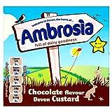 Ambrosia Schokolade Vanillepudding 465g