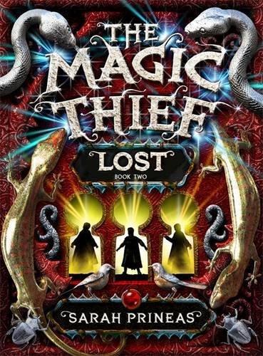 The Magic Thief: Lost (The Magic Thief Series) by Sarah Prineas (2009-05-07) (Thief-serie Magic)