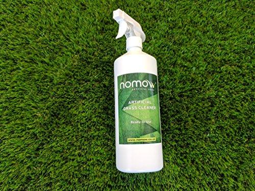 Nomow Cleaner - Accesorio para Césped Artificial, Color Blanco