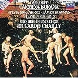 Orff: Carmina Burana / Fortuna Imperatrix Mundi - O Fortuna / Fortune plango vulnera