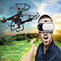 oofay Drone And Camera 200W HD Camera With PTZ Aerial Drone Quadcopter With VR Glasses from OOFAY