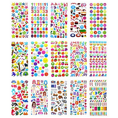 over-500-stickers-kids-scrapbook-puff-stickers-12-pack