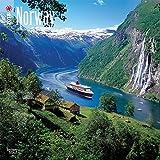 Norway 2018 Wall Calendar