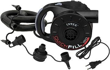 Intex 230 Volt Quick Fill AC Electric Pump, Multi Color