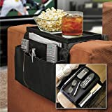 from SODIAL(R) SODIAL(R) Large 6 Pocket Sofa Couch Arm Rest Remote Caddy Organiser Model LEPEA558