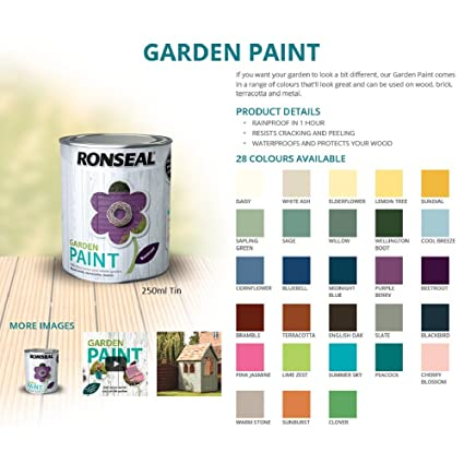 Winning Ronseal Rslgpcdbl  Litre Garden Paint  Cool Breeze Amazon  With Glamorous Ronseal Rslgpcdbl  Litre Garden Paint  Cool Breeze Amazoncouk Diy   Tools With Breathtaking Homebase Garden Ornaments Also Ideas For Garden Fences In Addition Sculpture Garden Surrey And Wasp Nest In Garden As Well As Tree Of Knowledge Garden Of Eden Additionally How To Clean Wooden Garden Furniture From Amazoncouk With   Glamorous Ronseal Rslgpcdbl  Litre Garden Paint  Cool Breeze Amazon  With Breathtaking Ronseal Rslgpcdbl  Litre Garden Paint  Cool Breeze Amazoncouk Diy   Tools And Winning Homebase Garden Ornaments Also Ideas For Garden Fences In Addition Sculpture Garden Surrey From Amazoncouk