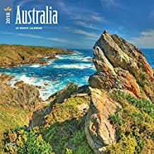 Australia 2018 Calendar