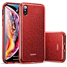 coque iphone x esr paillette