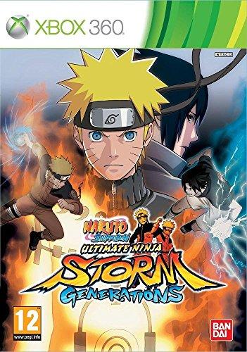 [UK-Import]Naruto Shippuden Ultimate Ninja Storm Generations Game XBOX 360