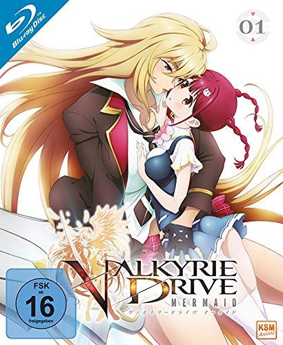 Valkyrie Drive: Mermaid - Volume 1: Episode 01-04 [Blu-ray]