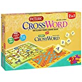Best Creativity for Kids Board Game For Kids - GRAPPLE DEALS Picture CrossWord Board Game For Kids Review