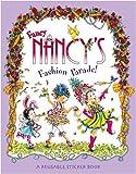 Fancy Nancy's Fashion Parade: Sticker Book (Fancy Nancy)