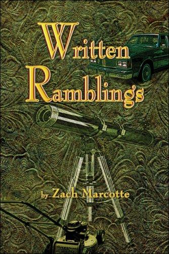 Written Ramblings Cover Image