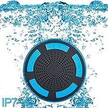 Paracity Douche Haut Parleur, IP67 étanche Portable Sans Fil Bluetooth 4.0  Haut Parleurs