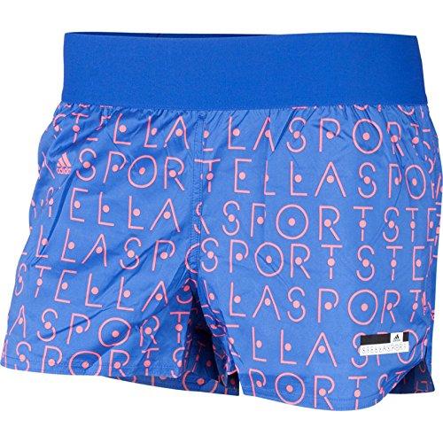 Adidas beinkleid stellasport woven short pour femme Bleu - Bleu