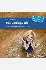 Das Glückspuzzle: Stück für Stück zum eigenen Glück. Audio-Ratgeber mit Impulsen und Übungen. Audio-CD. Gesprochen von Ulla Evrahr. 1 CD. Laufzeit 78 Minuten. Audio CD
