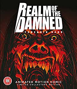 Realm Of The Damned - Tenebris Deos [Blu-ray]