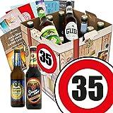 Ideen zum 35. Geburtstag für Männer | Biere aus Deutschland | Bierpaket
