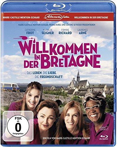 Bild von Willkommen in der Bretagne [Blu-ray]